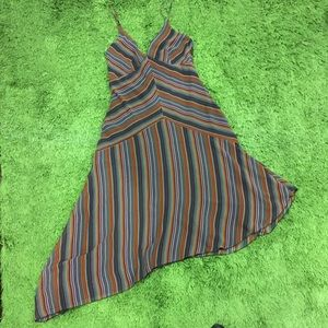 REVIEW Australia Strappy Fit & Flare Dress Size 12